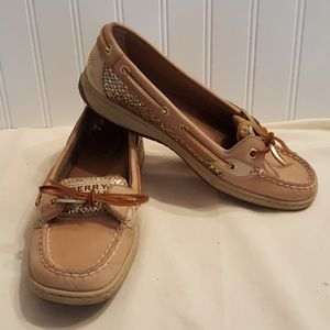 Sperry Top side Angelfish Shoes 8M